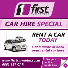 1st car rental